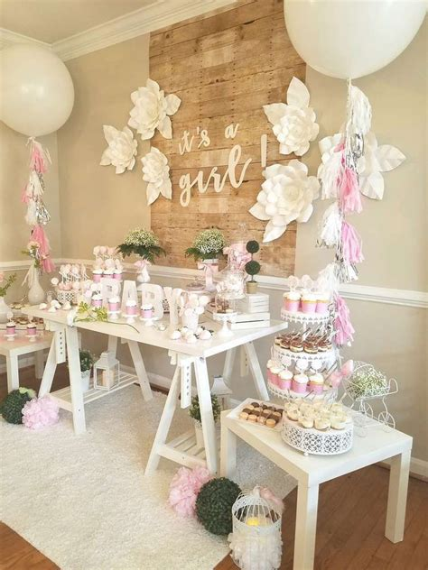 themes in my girl baby shower party ideas baby shower parties shower