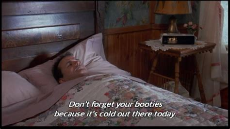 groundhog day quote it cold outside bill murray meme