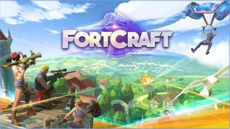 fortnite like for android there s a fortnite clone called fortcraft for android