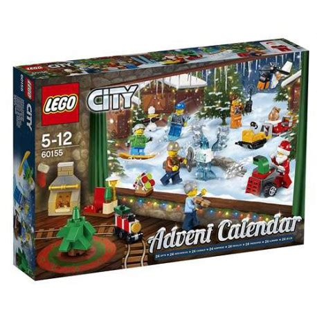 Lego Shop Calendrier Accueil Lego 60155 Lego City Le Calendrier De L