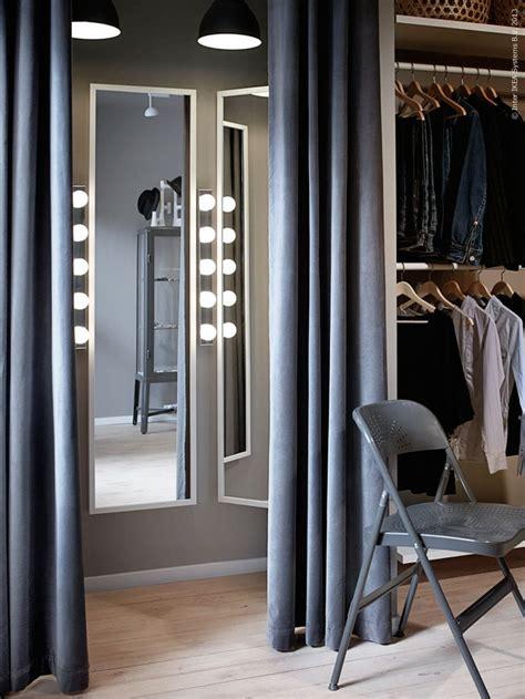 Sanela Curtains Inspiration Ikea Quot Frode Quot Folding Chair And Quot Sanela Quot Curtains Inredning Pinterest Closet Ideas Chairs