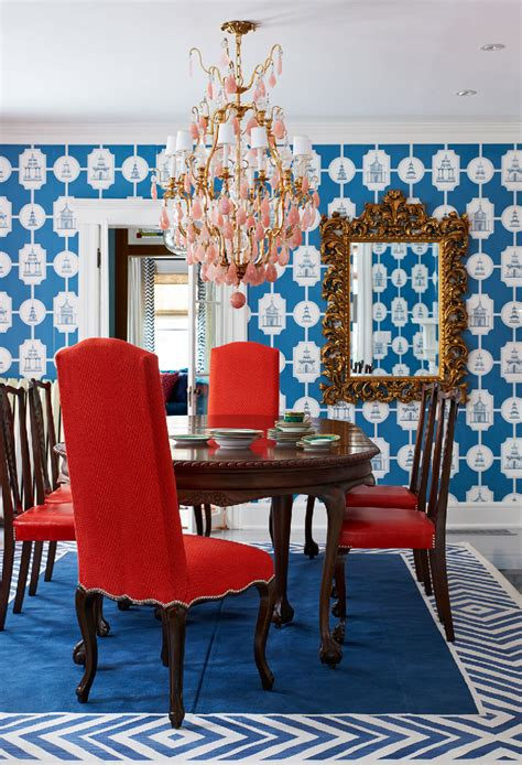 brown and blue dining room furniture brilliant blue and brown traditional home blue