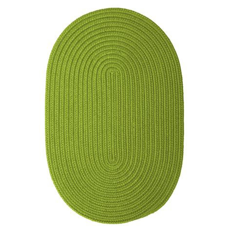 10 foot oval rug trends limelight 10 ft x 13 ft braided oval area rug