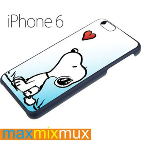 Snoopy For Iphone 6 snoopy iphone 6 6 series from maxmixmux