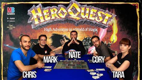 No Thanks Board Original Boardgame let s play original heroquest board play through