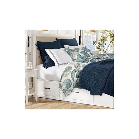 Pottery Barn Stratton Bed With Drawers by Pottery Barn Stratton Storage Bed With Drawers