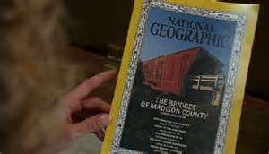 Bridges Of Madison County Bathtub Scene This Distracted Globe Film Reviews And Commentary