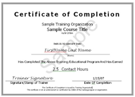 Asbestos Awareness Certificate Template by Skid Steer Operator Certification Paramount Safety