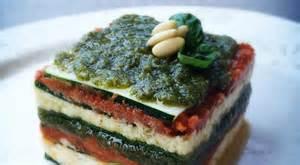 Raw vegan lasagna recipe with zucchini