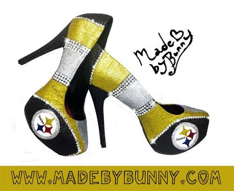 steelers high heels steelers high heels pittsburgh steelers nfl football