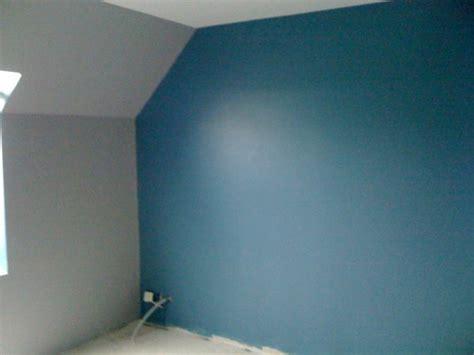 chambre couleur bleu et gris peinture chambre gris deco chambre gris et vert deco