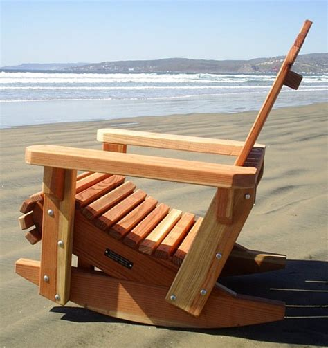 how to build a rocking bench diy adirondack rocking chair plans 187 woodworktips