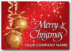greeting card sles corporate season s