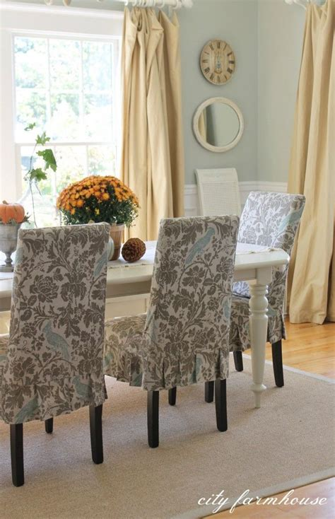 rustic chic fall  eclectically fall dining room table dining room chair covers kitchen decor