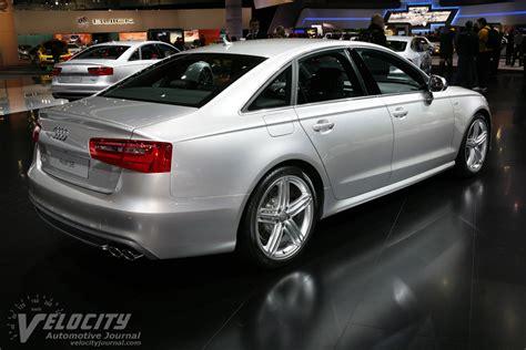 Audi Sedan by 2013 Audi A6 Sedan