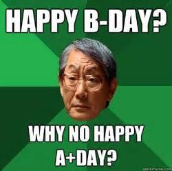 Happy b day funny happy birthday meme