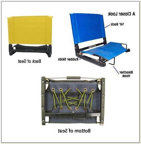 most comfortable folding stadium seat most comfortable portable stadium seat chairs home