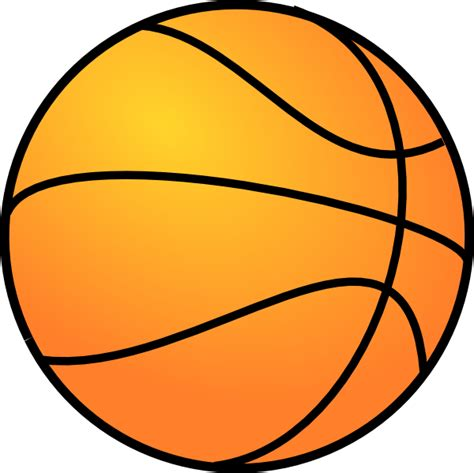 clipart basketball gioppino basketball clip at clker vector clip