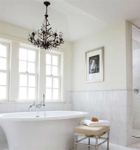 Chandeliers For Bathrooms Awesome Bathroom Chandeliers Design Ideas To Complete Your Bathroom Lighting Home