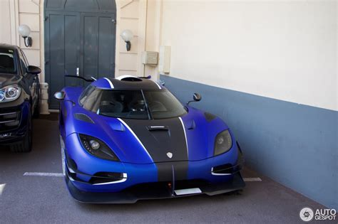 koenigsegg one 1 blue koenigsegg one 1 3 june 2016 autogespot