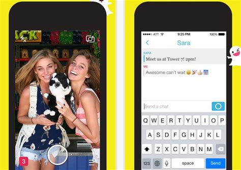 snapchat android update snapchat fix update hits ios before android product reviews net