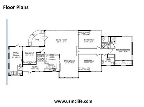hawaii floor plans heleloa floor plans marine base hawaii kaneohe bay usmc life