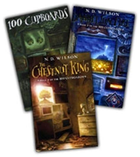 100 Cupboards Series - 100 cupboards hardcover trilogy exodus books