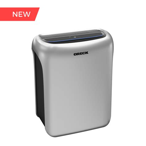 oreck 174 air response air purifier large