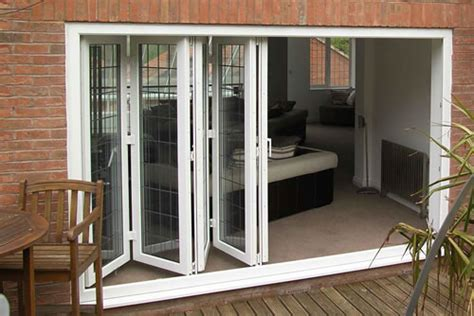fully opening patio doors windows kitchens glasgow bathrooms glasgow a family