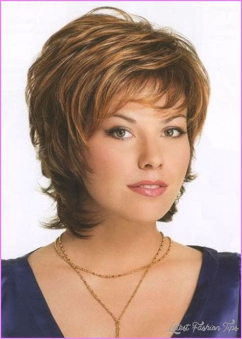 photos of the shag hairstyles for older women short shag haircuts for older women latestfashiontips com