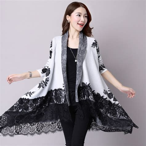 popular lace ponchos buy cheap lace ponchos lots from china lace ponchos suppliers on aliexpress