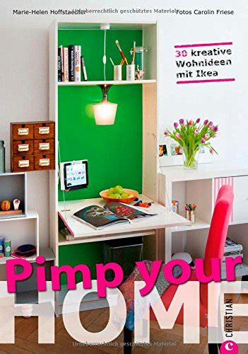 libro wohnideen pimp your home 30 kreative wohnideen - Wohnideen Pimp Your Home