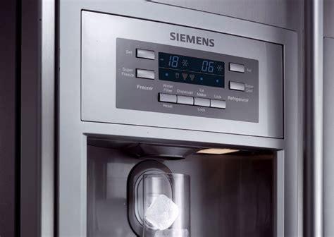 side by side kühlschrank siemens technik zu hause siemens ka 60na40 sidy by side
