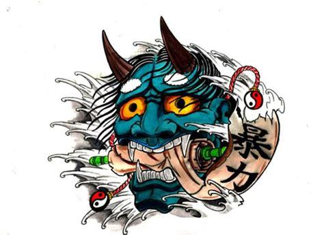 hannya mask tattoo wallpaper hannya mask by tonywave33 on deviantart