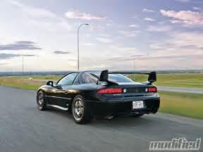 Mitsubishi 3000gt Vr4 Turbo 1999 Mitsubishi 3000gt Vr4 Porsche Modified