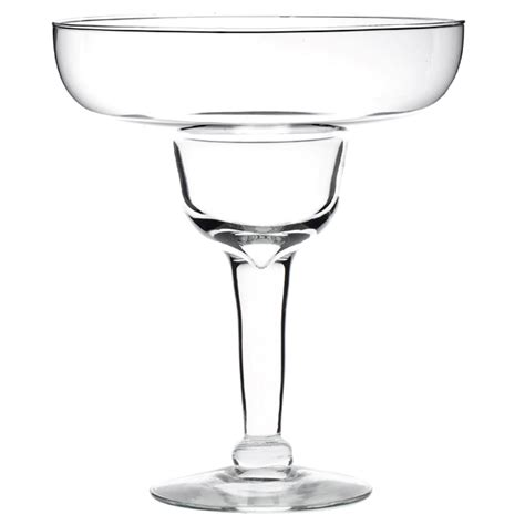margarita glass grande margarita glass 70oz 2ltr drinkstuff