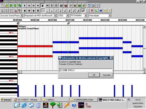 Midi Mumer freeware midi editor jar