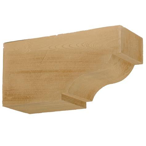 6 Inch Corbels Fypon Ltd Corogd15x7s Corbel Timber Texture 6 Inch W X 7