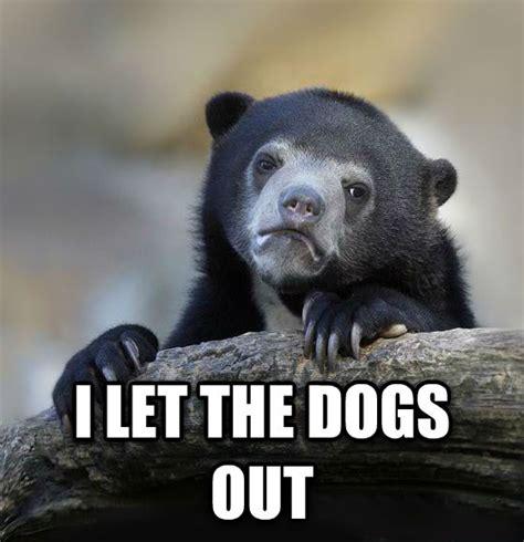 i let my dog eat me out confessions livememe com confession bear