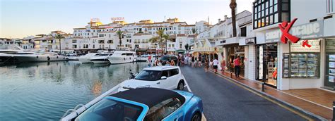 porto banus banus spain tourist destinations