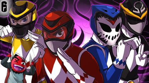 Hso Rainbow rainbow six siege power ranger recruit challenge w