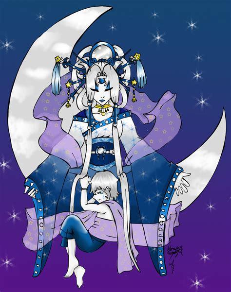 imagenes anime luna hijo de la luna by kenshymidzu on deviantart