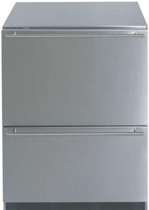 summit outdoor refrigerator drawers summit sp6ds2dos outdoor dual drawer refrigerator 5 5 cu