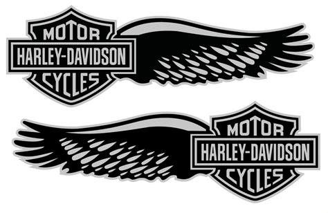 Harley Schriftzug Aufkleber by Harley Devidson Aufkleber 100204