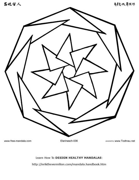 pattern coloring pages kindergarten free printable mandala coloring pages kindergarten