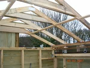 garage roof truss design
