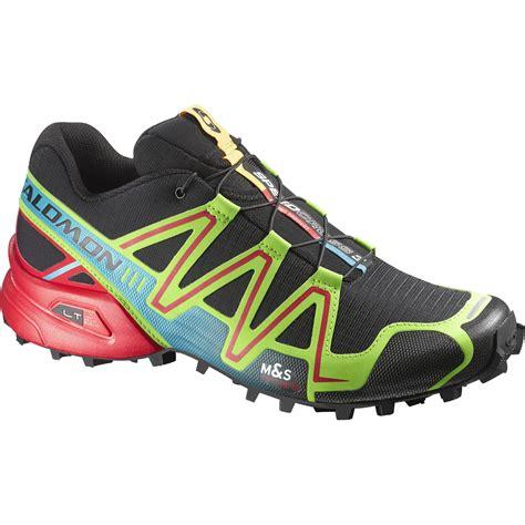 Salomon Speedcross 3 Herren 484 by Chaussures De Running Trail Salomon Speedcross 3 Black