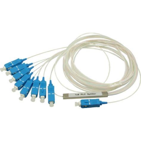 Fiber Optic Plc Splitter Sc Upc 18 fiber optic upc splitter