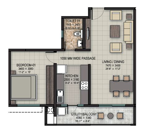 1 bhk floor plan upcoming 1 bhk 2 bhk residential apartment flats for