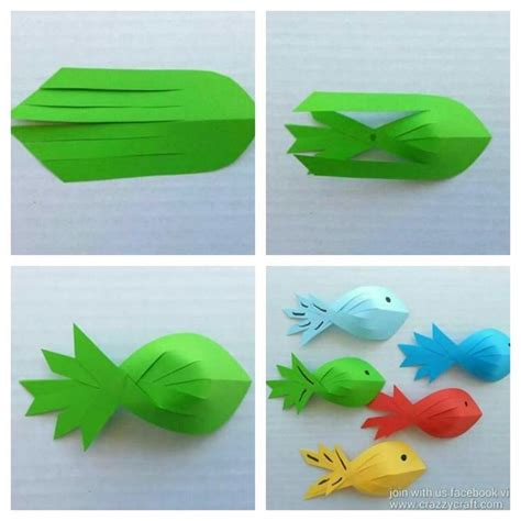 3d Paper Crafts For - 3d paper crafts find craft ideas